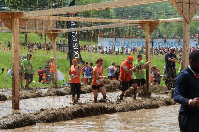Tough Mudder Electroshock