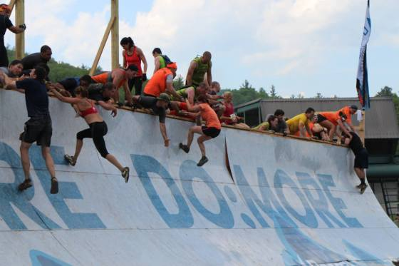 Tough Mudder - Everest