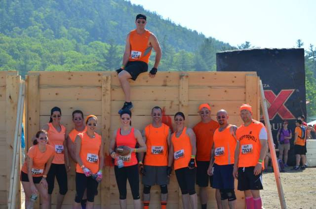Tough Mudder - Group Before