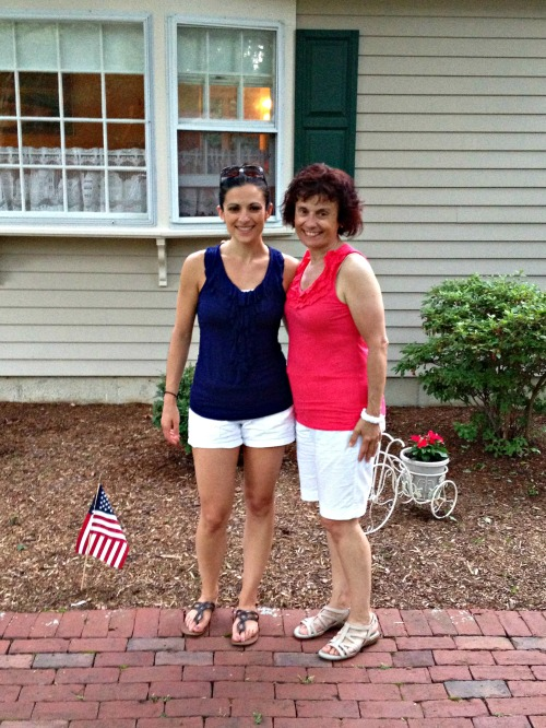 4th of July Me & Mom