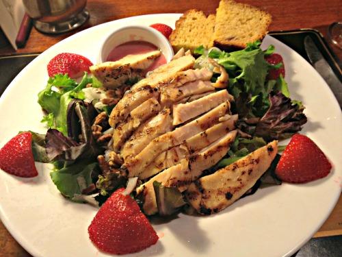 Desmond Hotel Restaurant Lunch