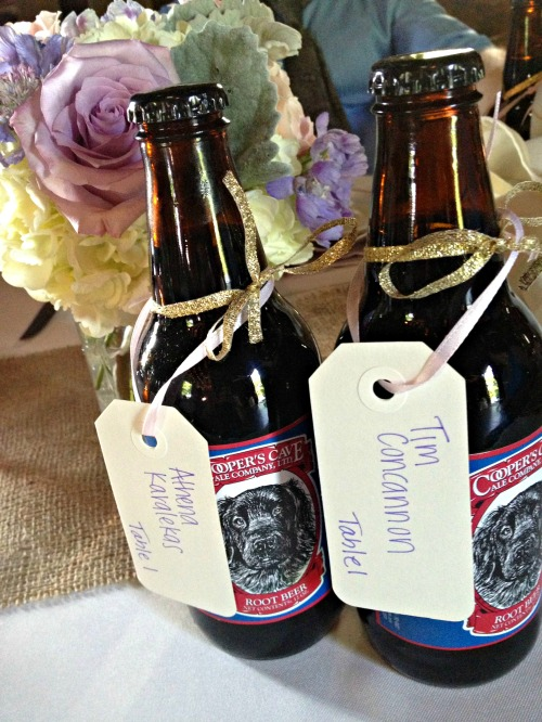 Root Beer Favors
