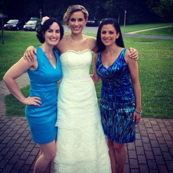 Gym Besties at Jen's Wedding