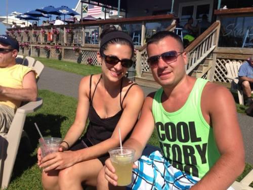 Summer Shanty - Me & Tony