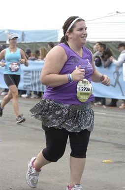 Cupcake Kelly Running