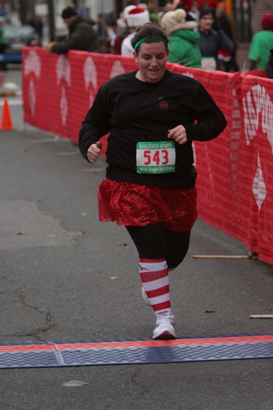 Cupcake Kelly Running
