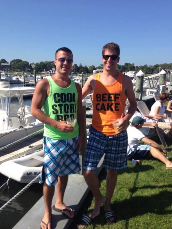 Summer Shanty - Tony & Greg
