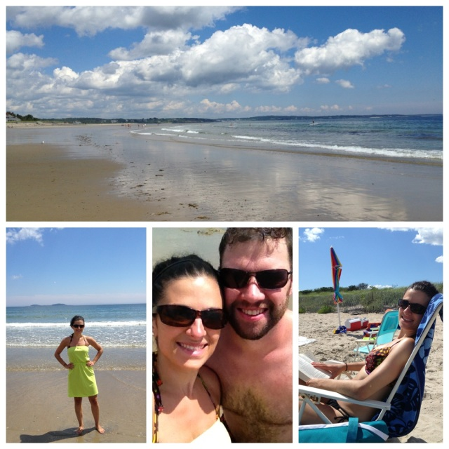 Scarborough State Park Beach