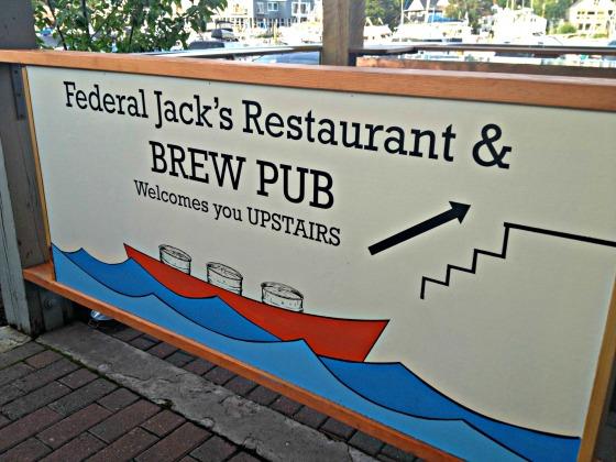 Kennebunkport - Federal Jack's