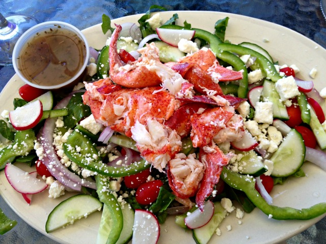 Peak's Island Lobster Salad