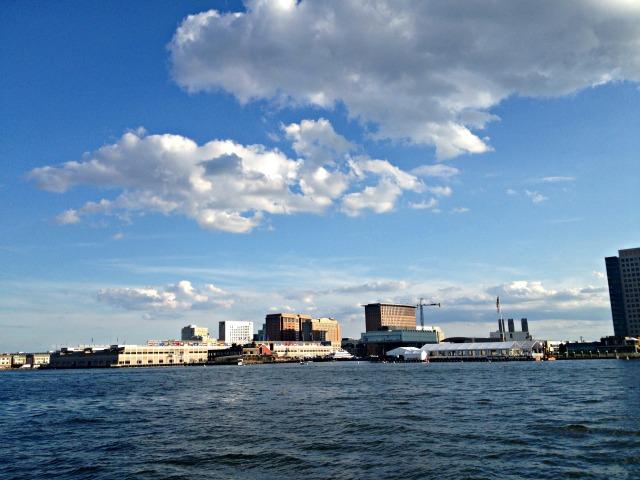 Boston from Codzilla