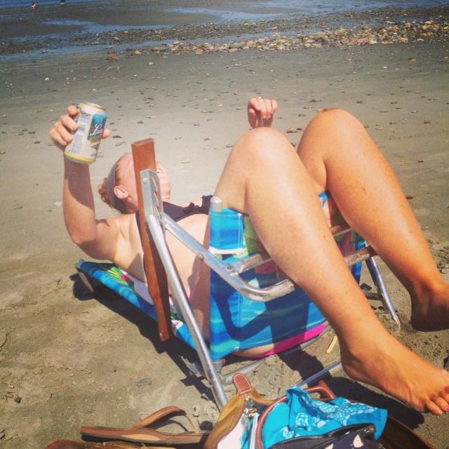 Bridget beach chair