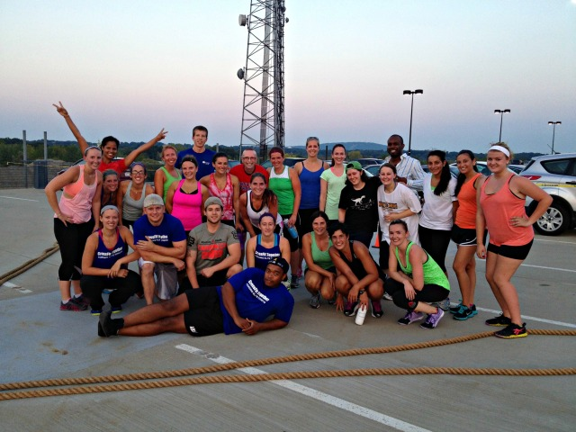 CrossFit Together at City Sports