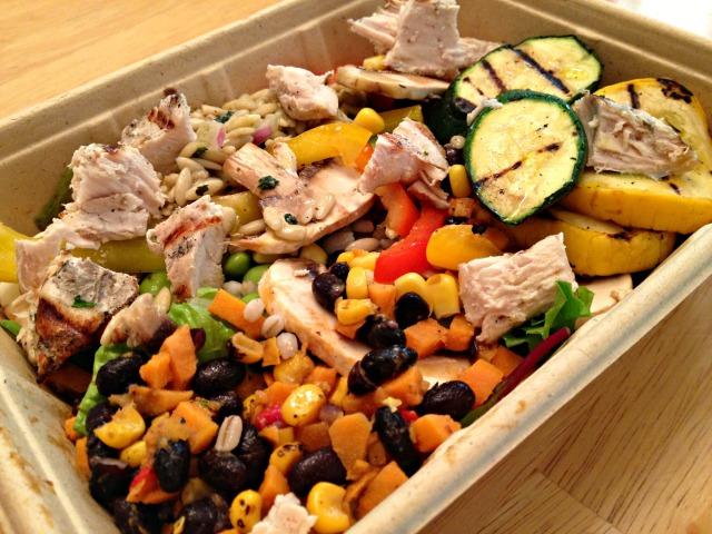 Whole Foods Salad
