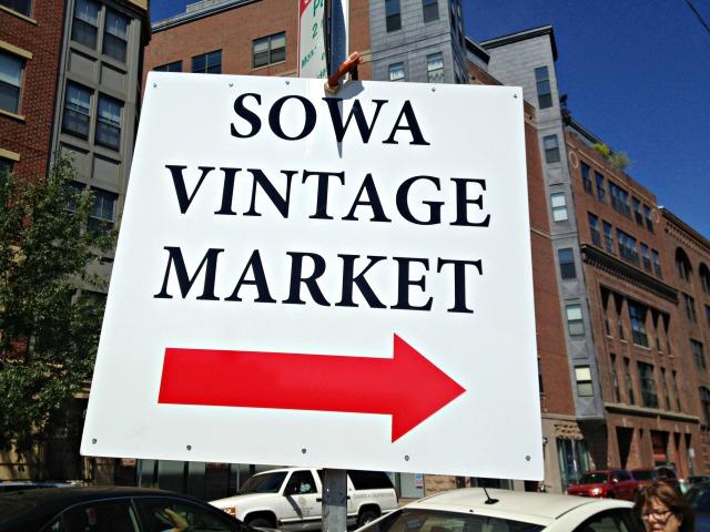 Sowa Vintage Market