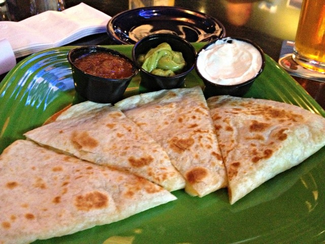 Playmakers Quesadilla