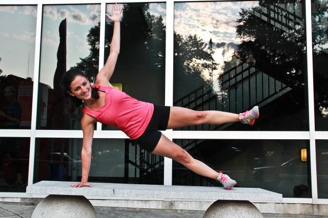Core Strength - Side Plank