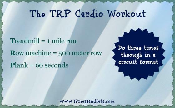 TRP Cardio Workout