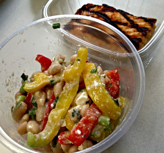Minnesota: Lakewinds Bean Salad