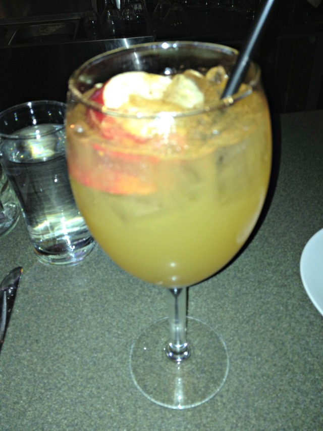 Portsmouth 2013: Apple Sangria