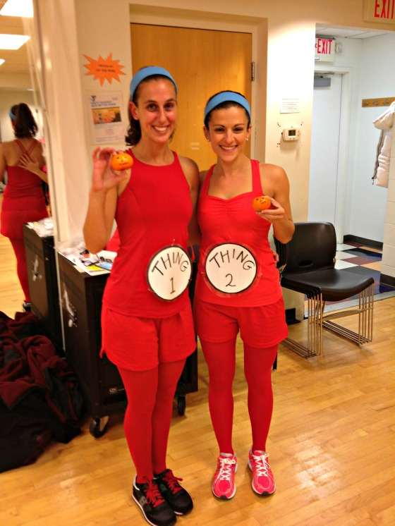 Halloween: Thing 1 & Thing 2