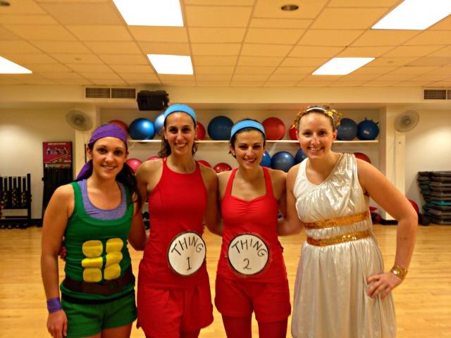 Halloween: Gym