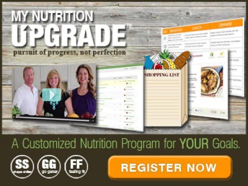 My Nutrition Upgrade