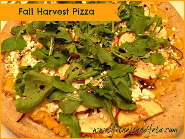 Fall Harvest Pizza