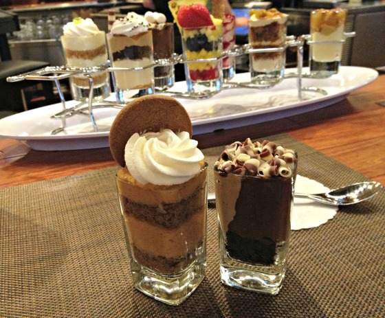 Seasons 52: Mini Indulgences