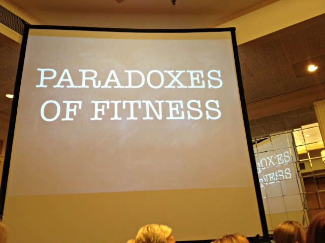 6 paradoxes of fitness