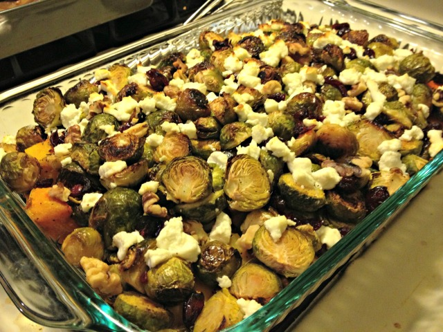 Friendsgiving Roasted Vegetables