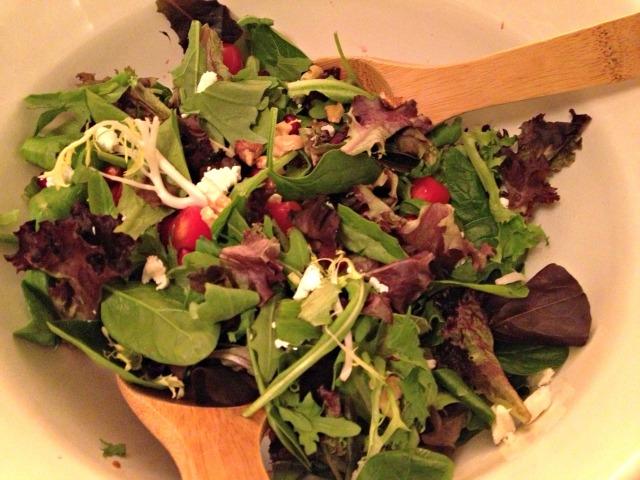 Friendsgiving Salad