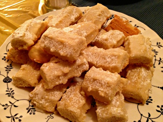 Friendsgiving Cookies