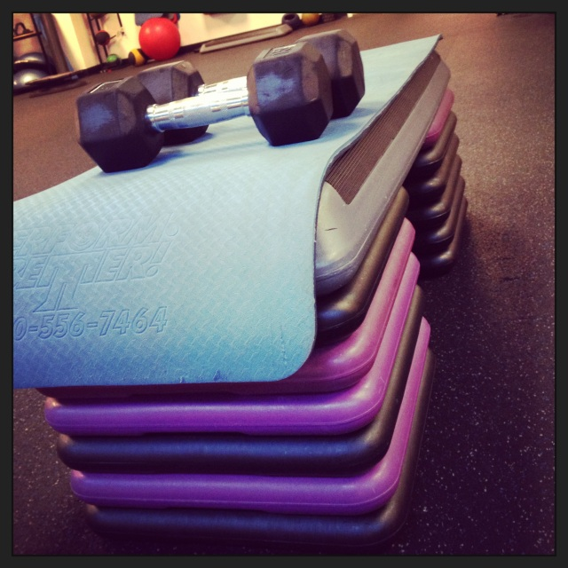 Bench Mats and Weights