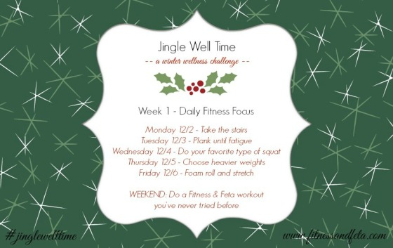 Jingle Well Time Week 1