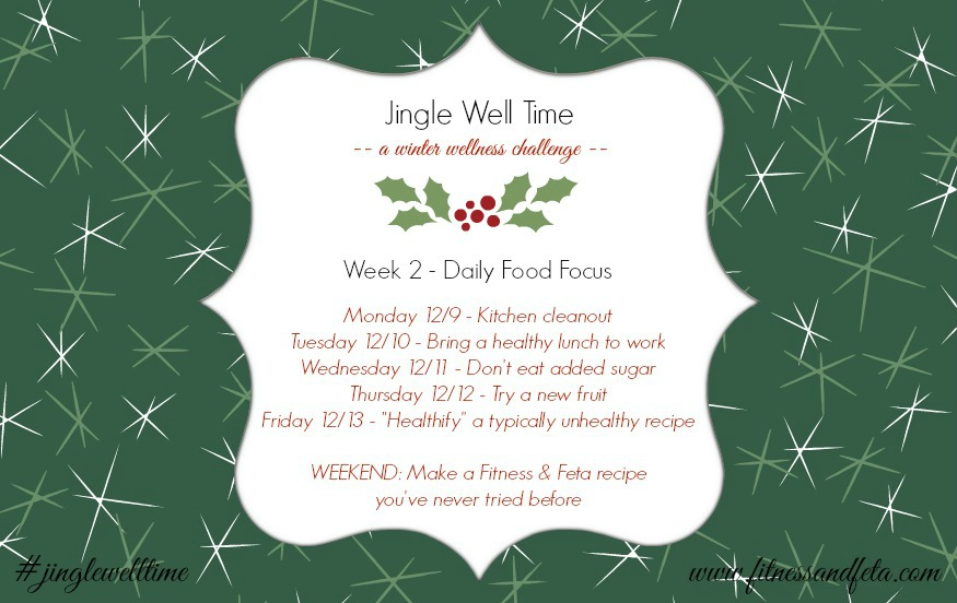 Jingle Well Time Week 2