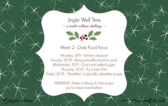 Jingle Well Time Week 2