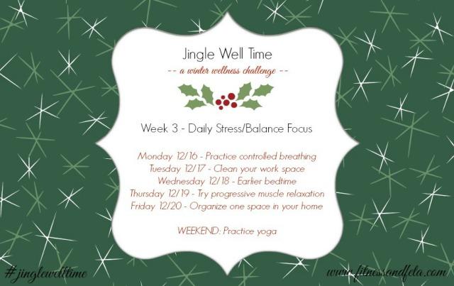 Jingle Well Time Week 3