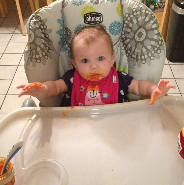Lil's Guest Post: Sweet Potatoes