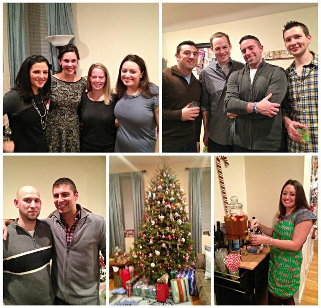 Christmas 2013 at Shans 2