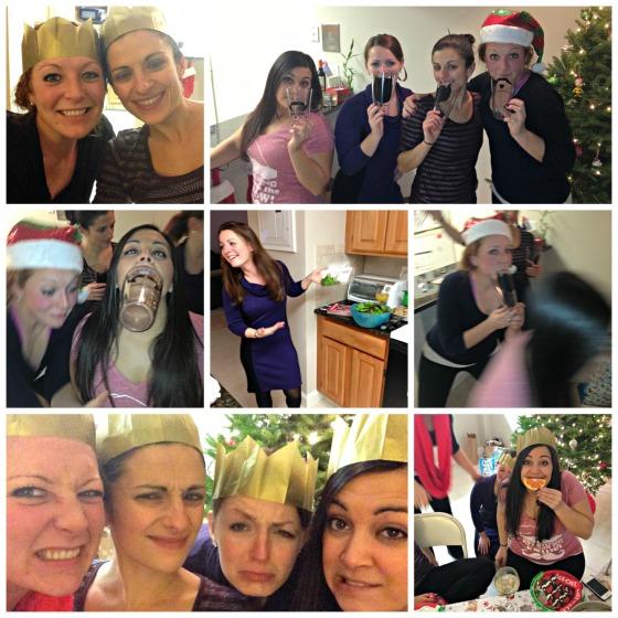 Christmas 2013 at Trinas 2