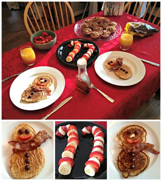 Christmas 2013 Breakfast