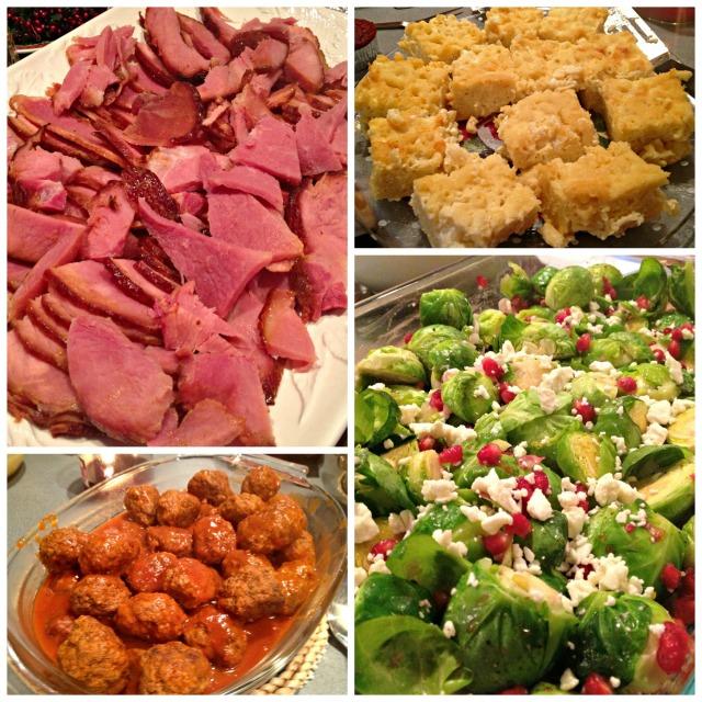 Christmas 2013 Dinner