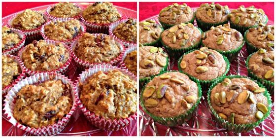 Christmas 2013 Festive Muffins
