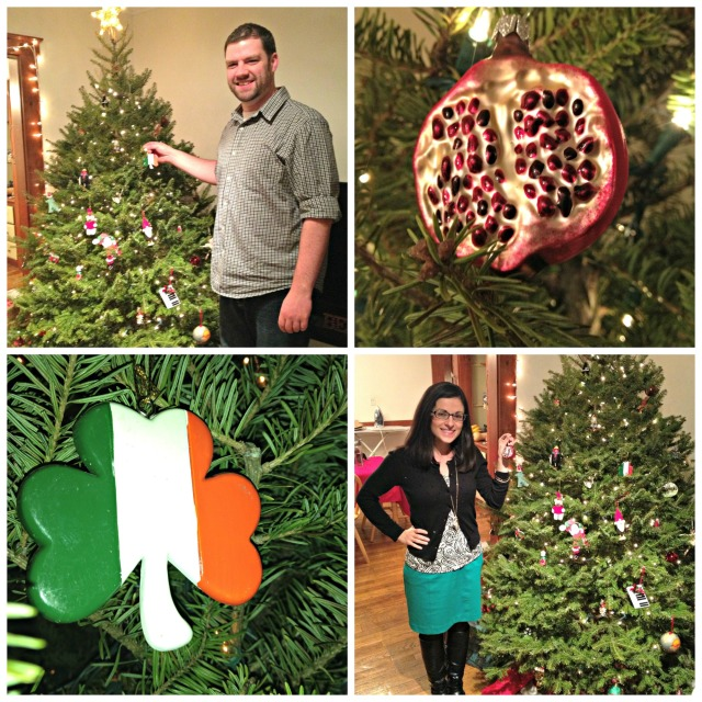 Christmas 2013: Xmas Eve Ornaments