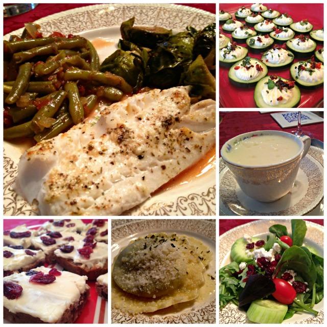 Christmas Food 2013