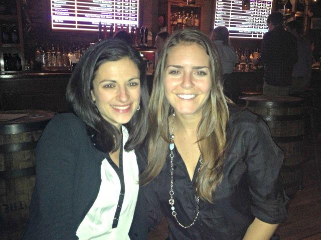 NYC 2013: Me & Erica