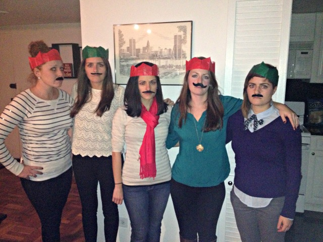 NYC 2013: Mustaches