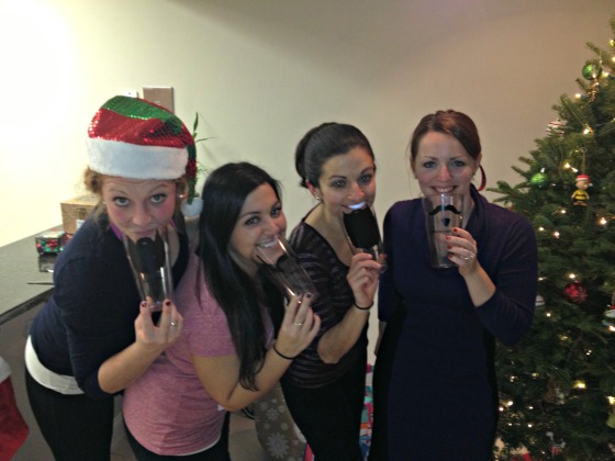 Christmas 2013: Trina's House