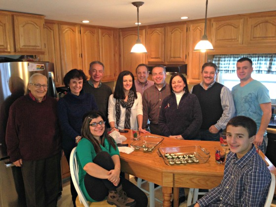 Christmas 2013: Dad's Side of the Fam